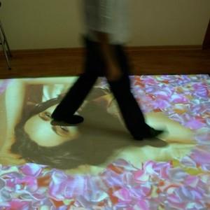 interactive floor wall window system rentals