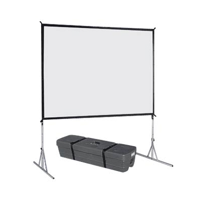 fastfold projector screen rental orlando florida