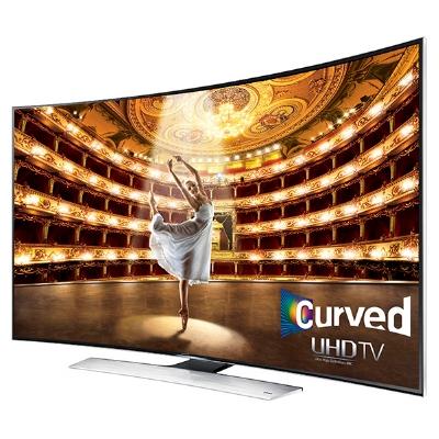 55 inch 4k curved led lcd uhd tv monitor rental orlando florida